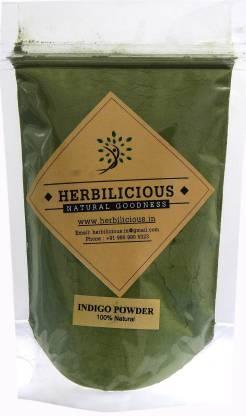 HERBILICIOUS indigo powder , natural