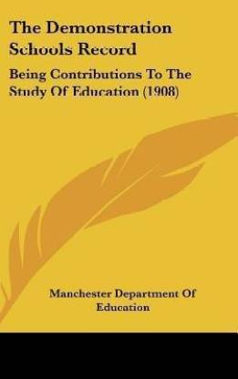 The Demonstration Schools Record