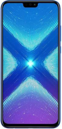 Honor 8X (Blue, 128 GB)