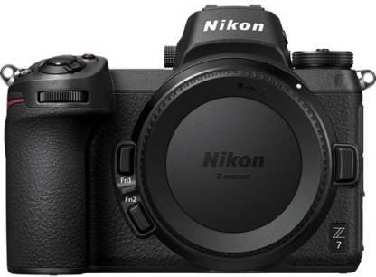 Nikon Z 7 Mirrorless Camera Body with Mount Adapter FTZ