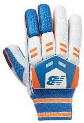 new balance DC 380 PU & Leather Ideal For Right Handed Batting Gloves