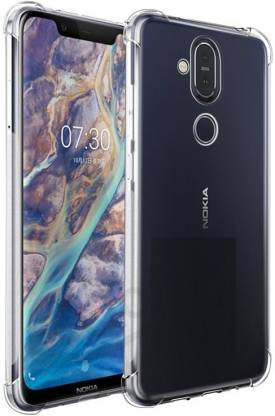 Wellpoint Back Cover for Nokia 8.1