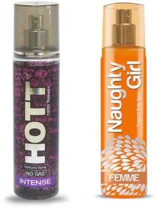 Lyla Blanc Mens INTENSE & FEMME- (Set of 2 Perfume for Couple) (135ml each) Perfume  -  135 ml