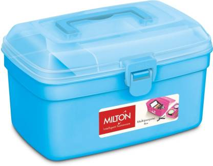 MILTON Multi-Purpose Box  - 1000 ml Plastic Utility Container