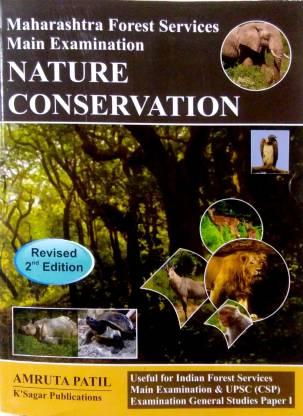 K'Sagar Maharashtra Forest Services Main Exam - Nature Conversation