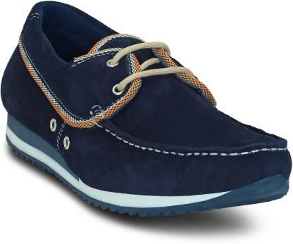 Boat Shoes For Men(Navy)