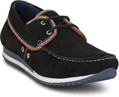 Boat Shoes For Men(Black)