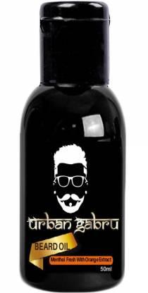 urbangabru Beard Oil - 50ml Hair Oil