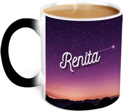 HOT MUGGS You're the Magic… Renita Magic Ceramic Coffee Mug