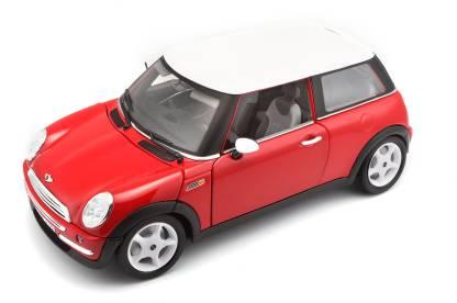 Bburago Die Cast 1:18 Scale Mini Cooper car