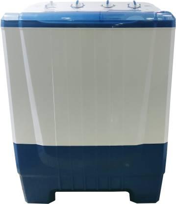 Onida 7.2 kg Semi Automatic Top Load White, Blue