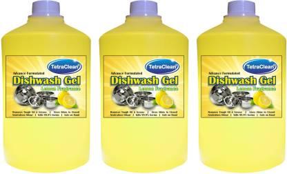 TetraClean Dish Wash Gel Dishwashing Detergent