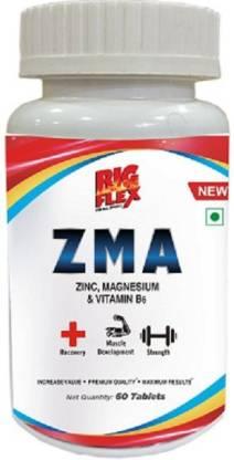 Bigflex ZMA (60 Tablets)
