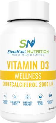 Steadfast Medishield Vitamin D3