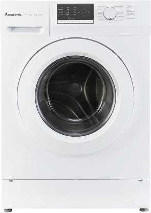 Panasonic 7 kg Fully Automatic Front Load with In-built Heater White