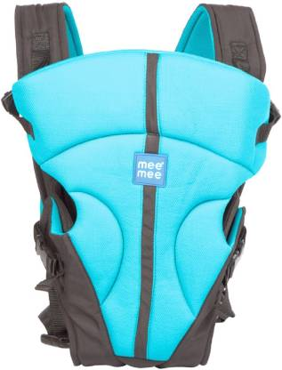 MeeMee Lightweight Breathable Baby Carrier (Green) Baby Carrier