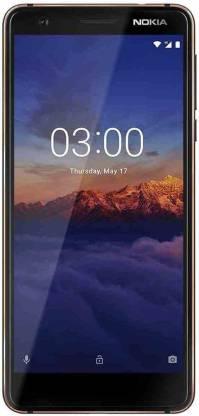 Nokia 3.1 (Blue/Copper, 16 GB)