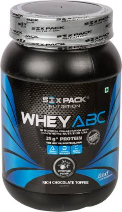 SIX PACK NUTRITION ABC Whey Protein