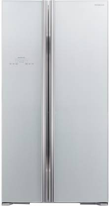 Hitachi 659 L Frost Free Side by Side Refrigerator
