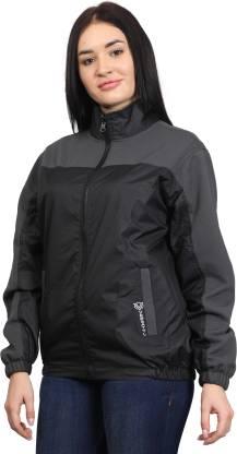 VERSATYL Full Sleeve Solid Women Jacket