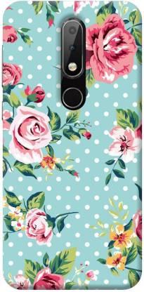 FABTODAY Back Cover for Nokia 6.1 Plus