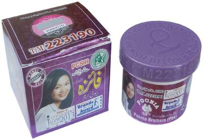 Faiza Poonia Herbal Beuty Cream Clears Pimples,Wrinkles,Marks