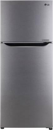 LG 260 L Frost Free Double Door 1 Star Refrigerator