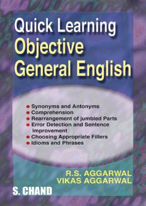 Quick Learning Objective General English