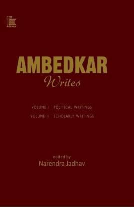 Ambedkar Writes