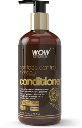 WOW SKIN SCIENCE Hair Loss Control therapy Conditioner-300mL