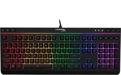 HyperX Alloy Core RGB (HX-KB5ME2-US) Membrane Wired USB Gaming Keyboard