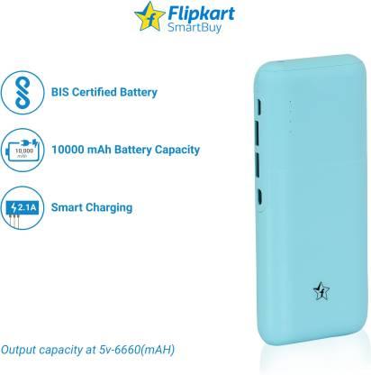 Flipkart SmartBuy 10000 mAh Power Bank (PL2610)