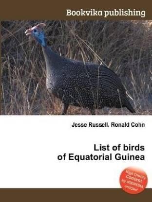 List of Birds of Equatorial Guinea