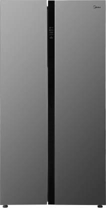 Midea 584 L Frost Free Side by Side Refrigerator