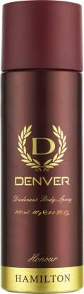 Denver Honour Deodorant Spray (200 ml)