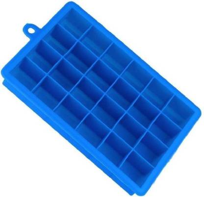 Food Grade Silicone Ice Cube Tray Ices Jelly Maker Mold Trays with Lid for  wtet