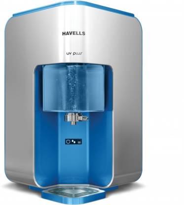 HAVELLS GHWUPRL015 8 L UV + UF Water Purifier