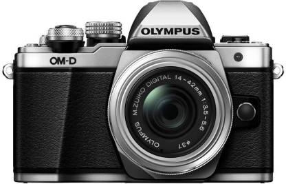 OLYMPUS OM-D E-M10 Mark II Mirrorless Camera with 14-42mm EZ Lens