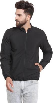 Scott International Full Sleeve Solid Men Jacket