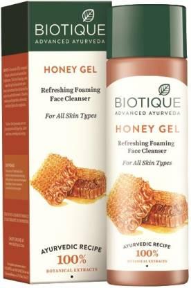 BIOTIQUE Bio Honey Gel Cleanser