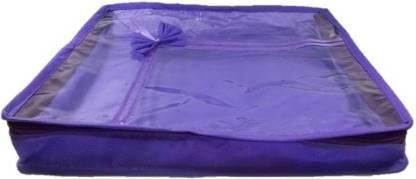 Ajabh High Qulity Multipurpose Non Woven Saree Cover pack of 9(purpule) KEEP SAREE\SALWAR\JEANS\TOP\BLOUSE ETC.