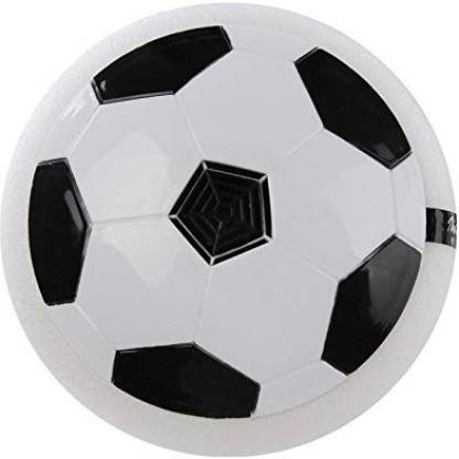 TOYBIN Magic Hover Football Toy, Indoor Play, White Football - Size: 4