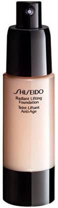 Shiseido Radiant Lifting Foundation I Very Deep Ivory