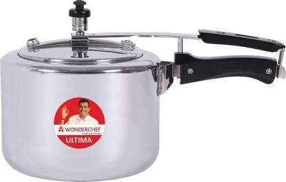 WONDERCHEF 3 L Induction Bottom Pressure Cooker