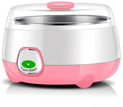HSR Plastic and Stainless Steel 1L Automatic Yogurt Maker Yogurt Maker