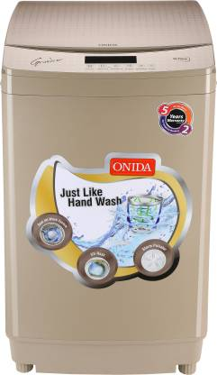 Onida 8.5 kg Fully Automatic Top Load Gold
