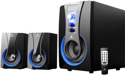 ZEBRONICS ZEB-BT2490RUCF 27 W Bluetooth Laptop/Desktop Speaker