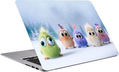Richerbrand Birds Designer laptop sticker-Spiritual Collections -Imported 3M Vinyl-Laptop Sticker 15.6 inch-laptop skin sticker-334 Premium Quality 3m Vinyl,Bubble Free,Scratchproof,unique Laptop...