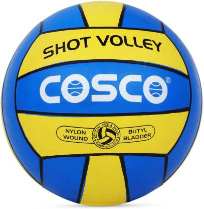 COSCO SHOT Volleyball - Size: 4