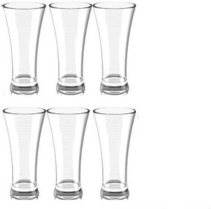 AFAST (Pack of 6) Multi Purpose Beverage Tumbler Drinking Glass Set For  Home & Bar Use ( Set Of 6) DR 17 Glass Set Price in India - Buy AFAST (Pack  of